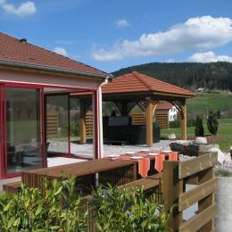 Chambre le Beillard - La Luxiole Gérardmer Sauna et Spa - Location de vacances - Gérardmer