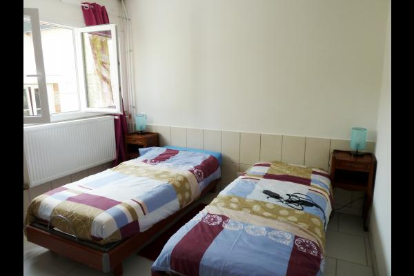 Chambre 2 - Location de vacances - Contrexéville