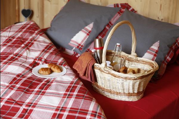 Petit-déjeuner - Chambre d'hôtes - Le Val-d'Ajol