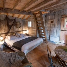 Cabane du pêcheur - Chambre d'hôte - La Bresse