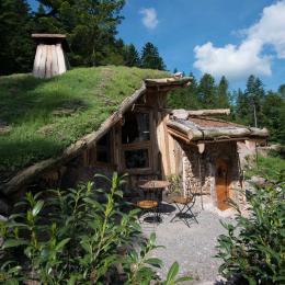 Hobbit maison Vosges - Chambre d'hôte - La Bresse