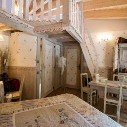 L'Atelier de la Couturière - Chambre d'hôte - La Bresse