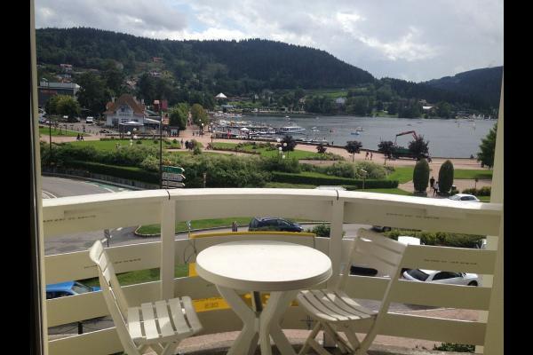 Le balcon - Location de vacances - Gérardmer