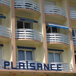 La façade de la Résidence - Location de vacances - Gérardmer