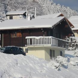 en hiver - Location de vacances -