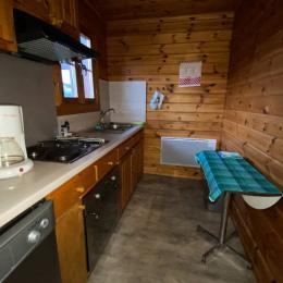 espace salon - Location de vacances - Le Ménil