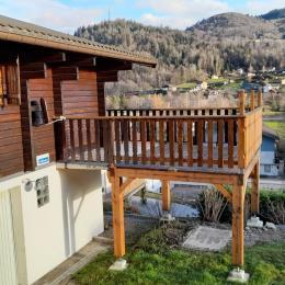 espace cuisine - Location de vacances - Le Ménil