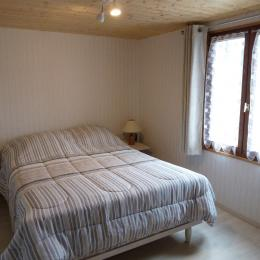 Chambre 2 - Location de vacances - Le Ménil