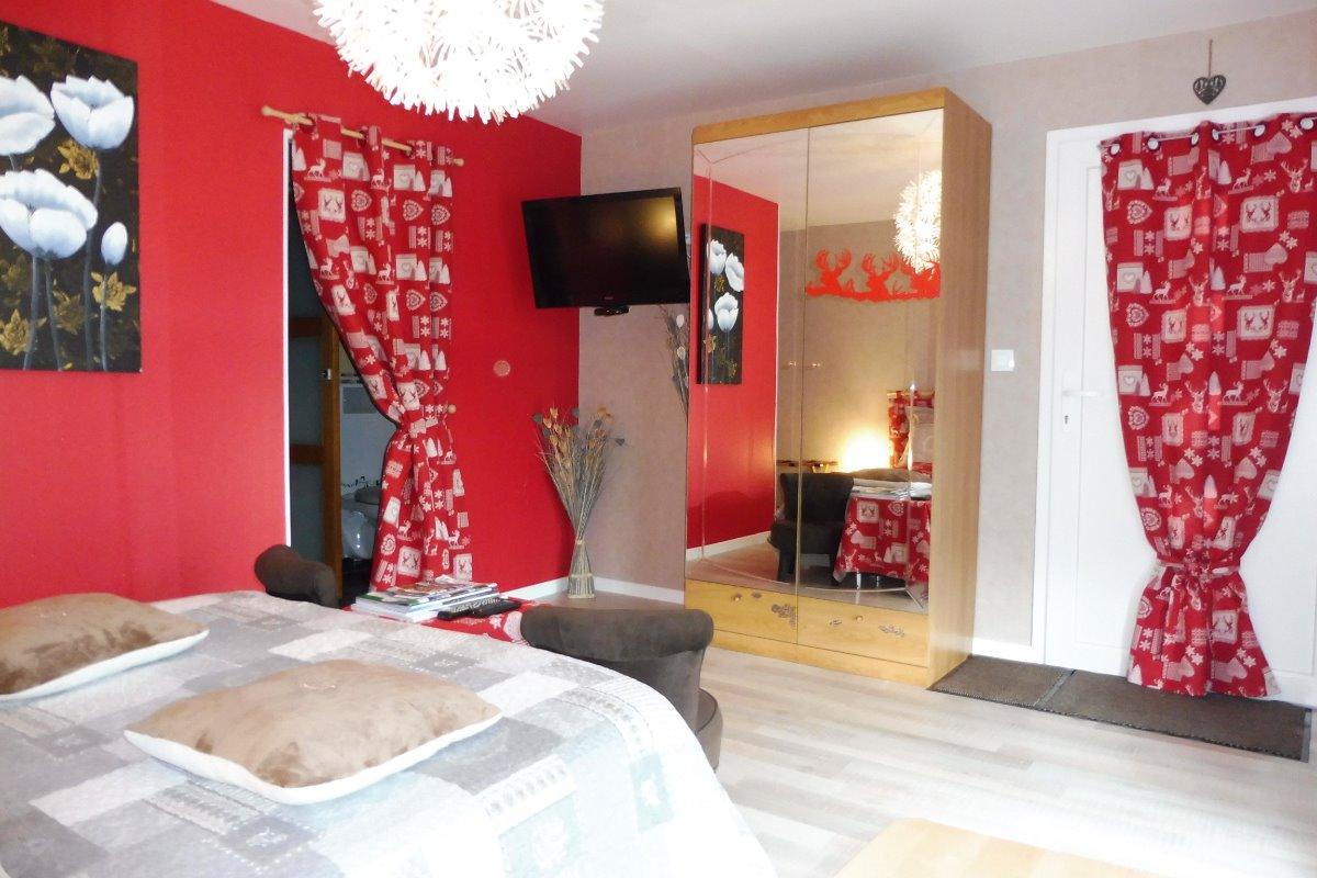 chambre Fleur de Lorraine - Chambre d'hôtes - Xonrupt-Longemer