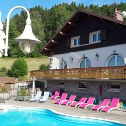 Villa hiver neige - Location de vacances - Gérardmer