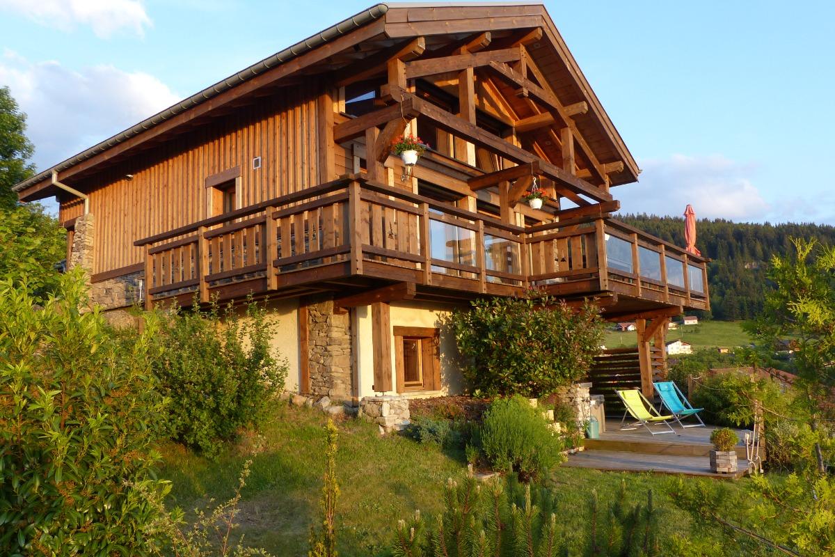 Chalet Le Grenier - Location de vacances - Gérardmer