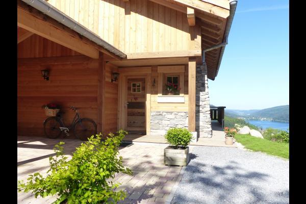 L'entrée en été - Location de vacances - Gérardmer