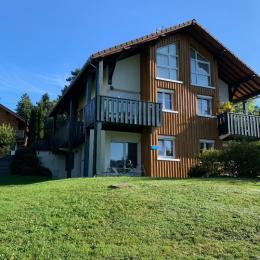 Extérieur de la résidence les Rivages du Lac - Location de vacances - Gérardmer
