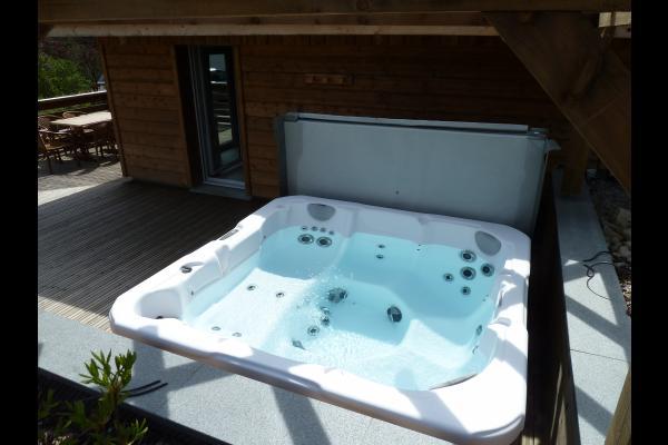 Le spa - Location de vacances - Gérardmer