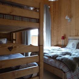 La 1ère chambre - Location de vacances - Gérardmer