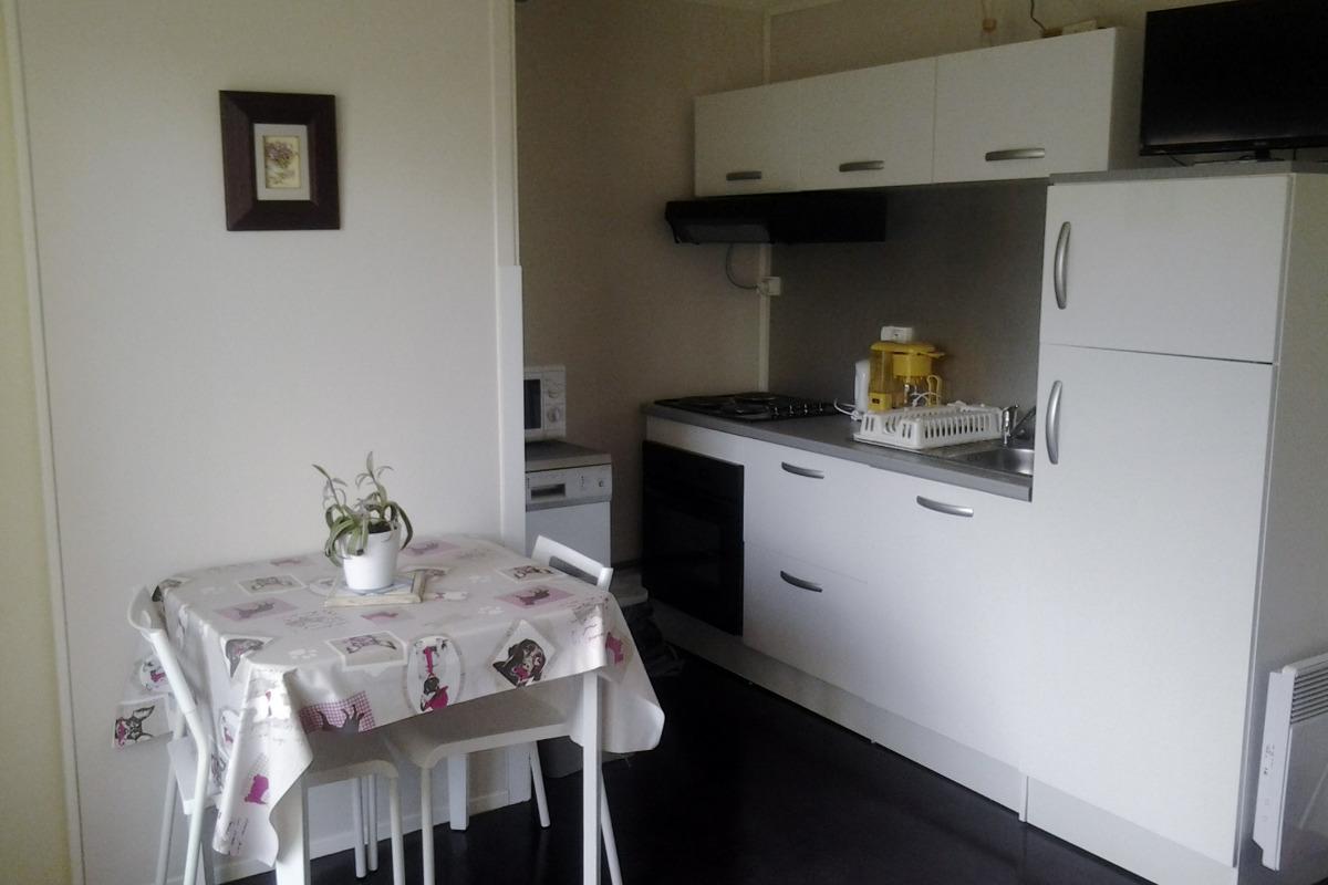 cuisine bien équipée - Location de vacances - Bains-les-Bains