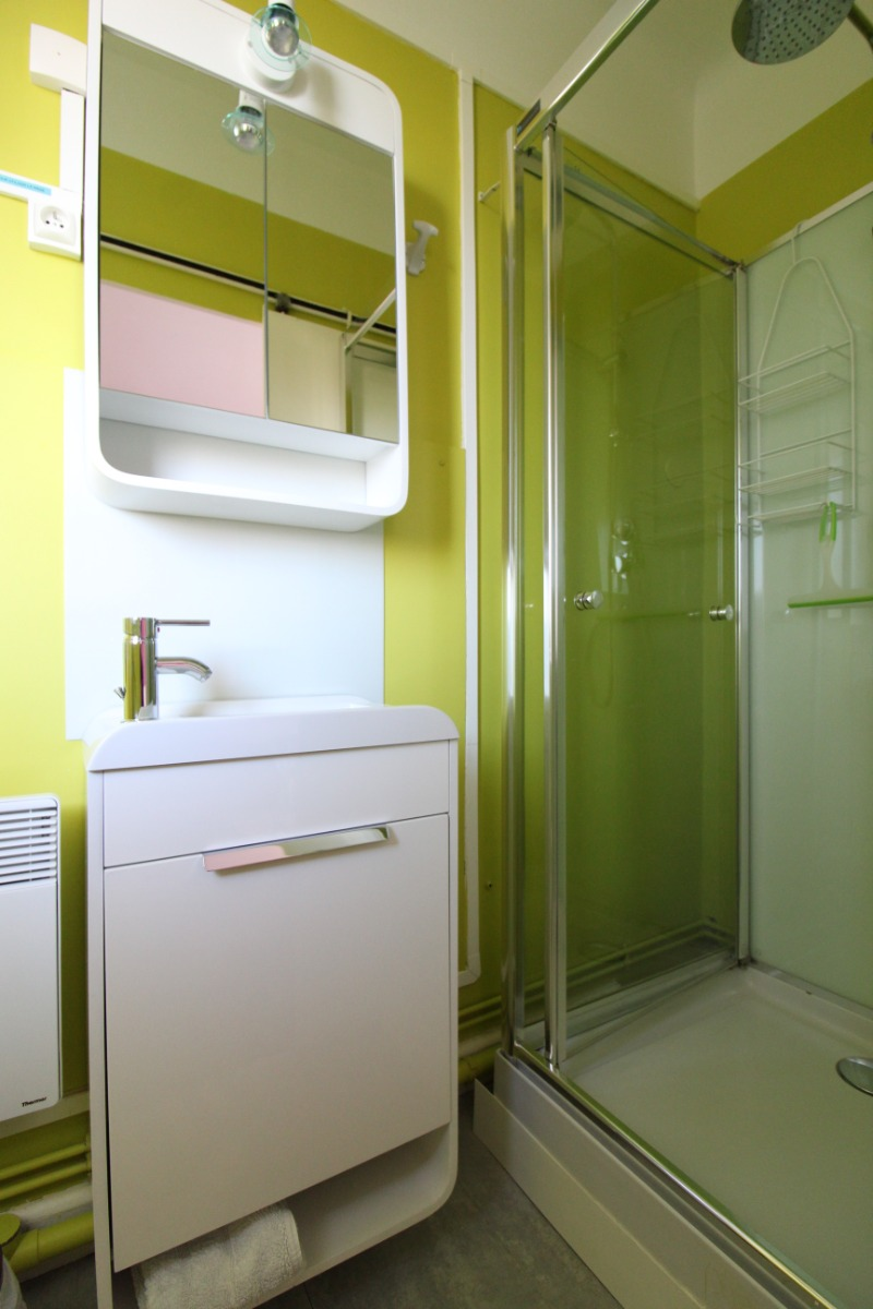 Canapé lit - Location de vacances - Bains-les-Bains