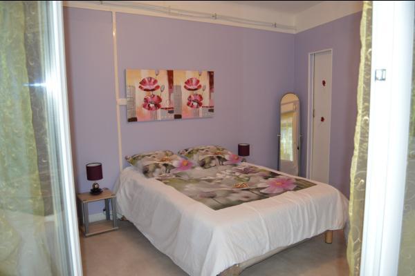 la chambre - Location de vacances - Bains-les-Bains