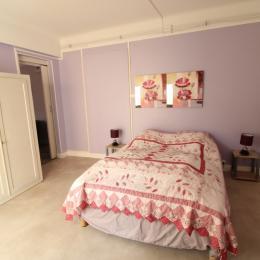 Grande chambre - Location de vacances - Bains-les-Bains