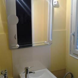 salle de bain - Location de vacances - Bains-les-Bains