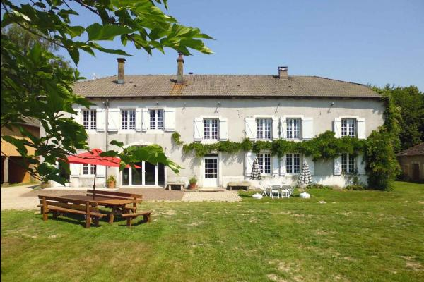 Le Faing du Bray - la maison - Chambre d'hôtes - Plombières-les-Bains