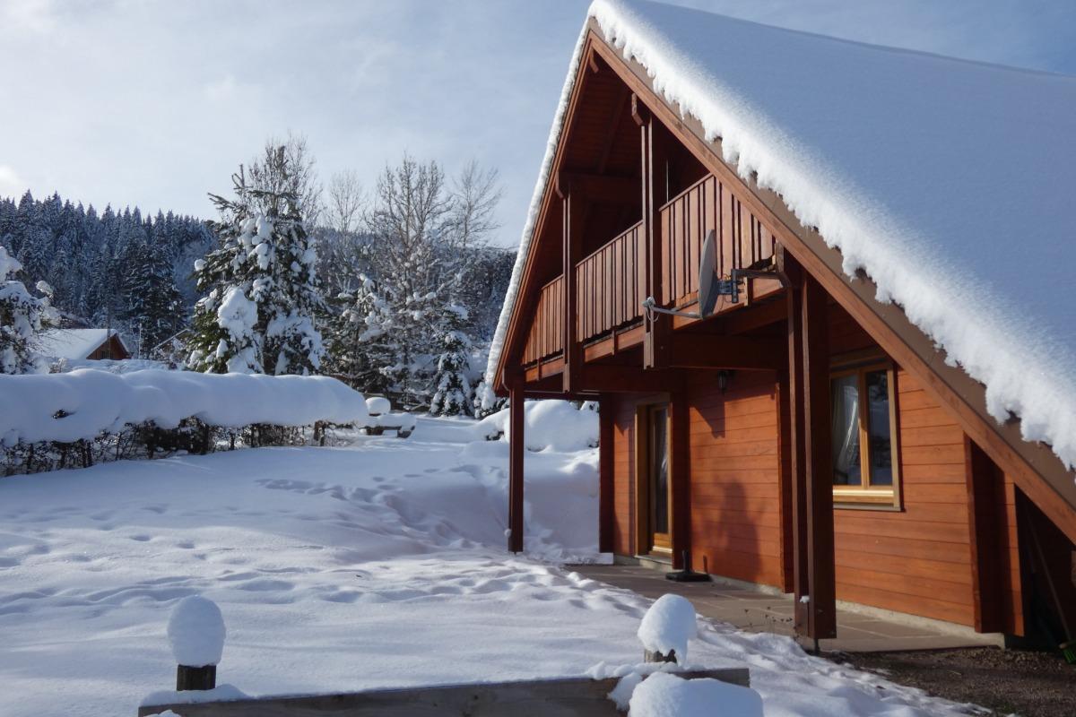 La terrasse - Location de vacances - Xonrupt-Longemer