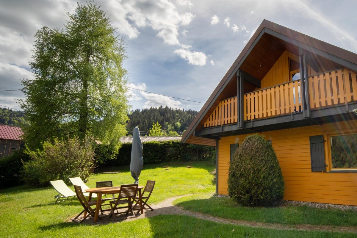 le chalet l'hiver - Location de vacances - Xonrupt-Longemer