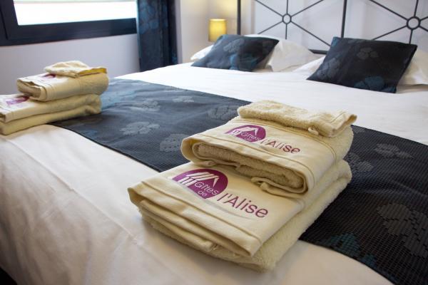 Gîtes de l'Alise - Linge de lit et toilette inclus - Location de vacances - Gérardmer