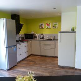 Gîtes de l'Alise - cuisine - Haut  - Location de vacances - Gérardmer