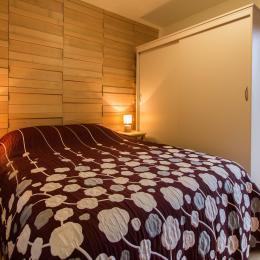 Woodies - gite Rechentreux - chambre lit double  - Location de vacances - Xertigny