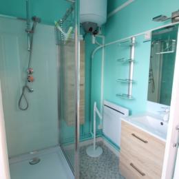 Salle d'eau - Location de vacances - Bains-les-Bains