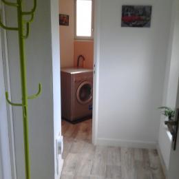 Studio RDC - salle d'eau - résidence Ofildelo - Location de vacances - Bains-les-Bains