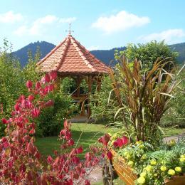 Kiosque - Location de vacances - La Petite-Raon