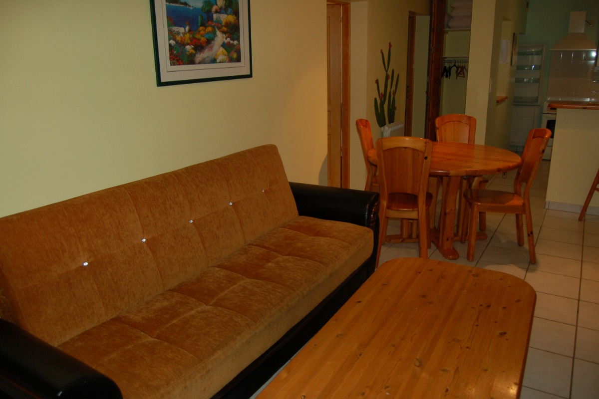 l'entrée / Le Chalet Vert / La Bresse - Location de vacances - La Bresse