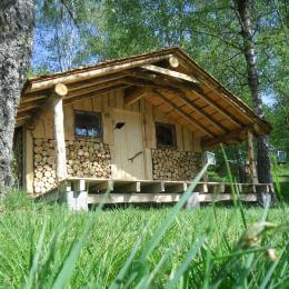 Cabane Bouleau Camping du Mettey Vagney - Location de vacances - Vagney