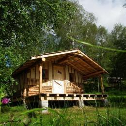 Cabane le Refuge Camping du Mettey Vagney - Location de vacances - Vagney