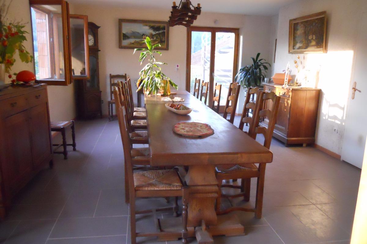Cuisine professionnelle - Ecogite Saint Prayel Moyenmoutier - Location de vacances - Moyenmoutier