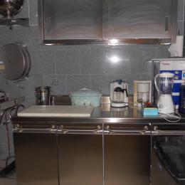 Salle d'eau douche italienne - Ecogite Saint Prayel Moyenmoutier - Location de vacances - Moyenmoutier