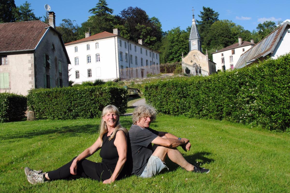 Accueil chaleureux des propriétaires - Manufacture Royale de Bains - Vosges - Location de vacances - Bains-les-Bains