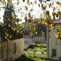 Manufacture Royale de Bains - Vosges - Location de vacances - Bains-les-Bains
