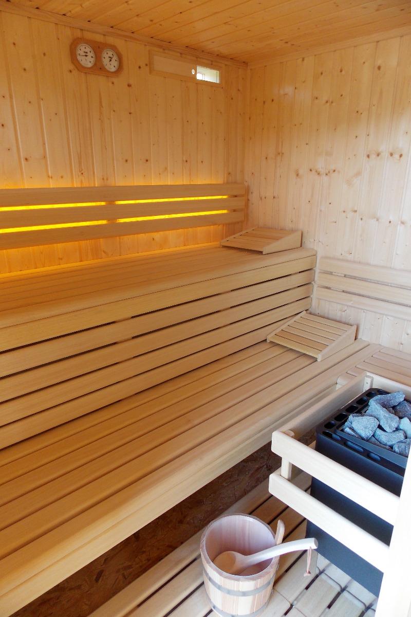 Sauna, 4 personnes. - Location de vacances - Xonrupt-Longemer