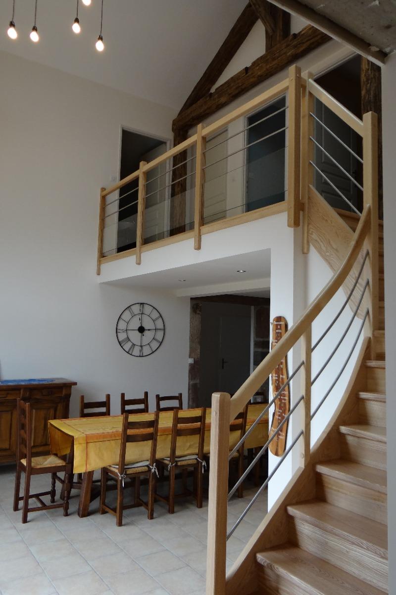 Le séjour - Vosges - Location de vacances - Tendon
