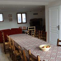 le coin salon - Vosges - Location de vacances - Tendon