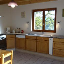 vue depuis la terrasse - Vosges - Location de vacances - Tendon