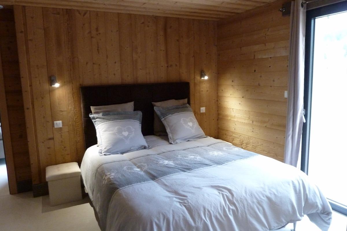 Chambre 1 - Chalet les 4 vents Gérardmer - Location de vacances - Gérardmer