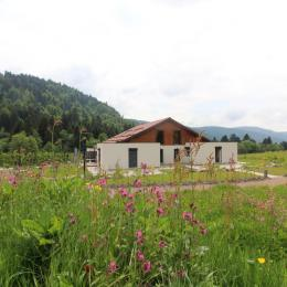 Douche italienne ch1 - Chalet les 4 vents Gérardmer - Location de vacances - Gérardmer