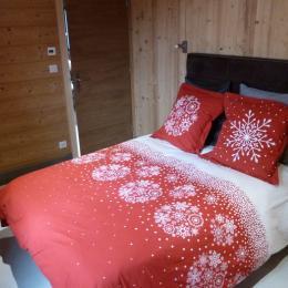 Chambre 2 - Chalet les 4 vents Gérardmer - Location de vacances - Gérardmer