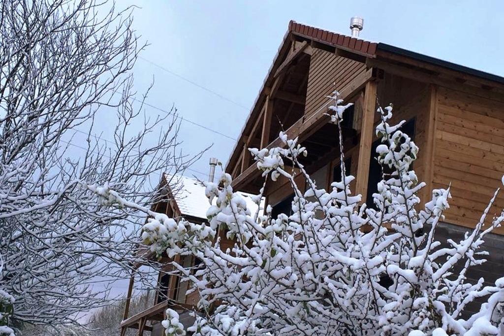 Balcon chambre - Chalet les Biches - Gérardmer Vosges - Location de vacances - Gérardmer