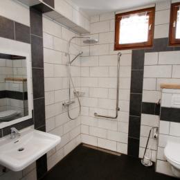 la salle d'eau - Location de vacances - Gérardmer