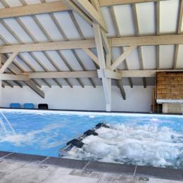 la piscine - Location de vacances - Gérardmer